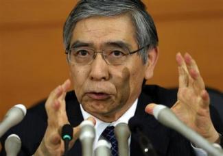黒田日銀総裁が新手法の緩和に言及