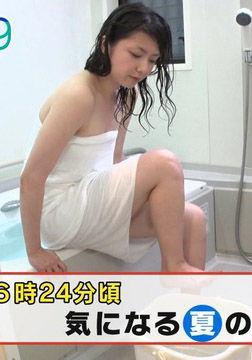 たかはしあいこ(28)の入浴シーンが生々しくてえろい!!!!!!【エロ画像】