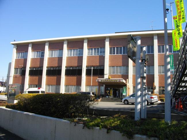 Urawa-Nishi_Police_Station