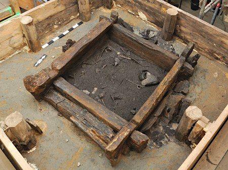 【考古】「世界最古」の木造構造物 7000年前の井戸/ドイツ