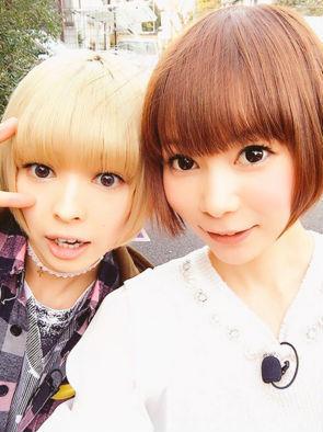 中川翔子、最上もがとのダブルショートヘア2ショットを公開!「そっくり」「双子みたい」【画像あり】