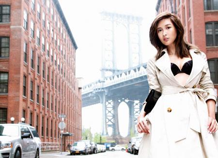 紗栄子が下着姿でNYの街中を歩く?[画像あり]