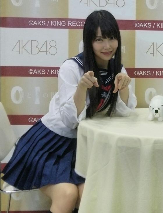 白間美瑠のセーラー姿がとてつもなく恍惚すぎる!!【画像あり】