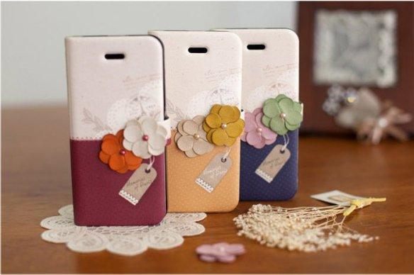 可愛いiPhone5ケース発売! 女性向けのオシャレなiPhone 5用ケース