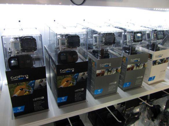 4K動画も撮影できるアクションカメラ! 「GoPro HERO3」がいよいよ日本で登場【デジ通】