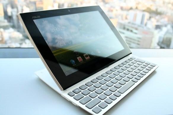 ビジネスシーンでも活用できる!10.1インチスライドキーボード搭載タブレット 「Eee Pad Slider SL101」 -ASUS 2011~2012モデル-【最新タブレット指南】