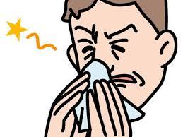 アレルギー性鼻炎辛過ぎワロタwwww...ワ・・・