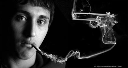 タバコ吸わないと人生の半分を損する