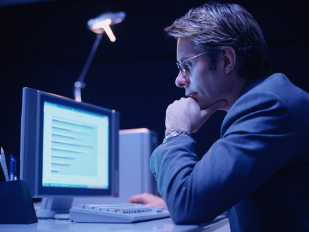 ハゲる原因の一つに「パソコンの見過ぎ」がランクイン 俺オワタ・・・orz