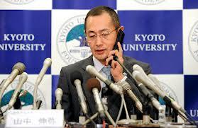 iPS山中教授ギブ 「STAP細胞オールジャパンで研究を進めるべき。いくらでも協力する」