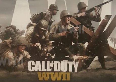 コールオブデューティ WW2 新作 CODWW2 第二次世界大戦  CoD CODに関連した画像-01