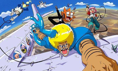 ボボボーボ・ボーボボ Blu-ray ブルーレイ BOXに関連した画像-01