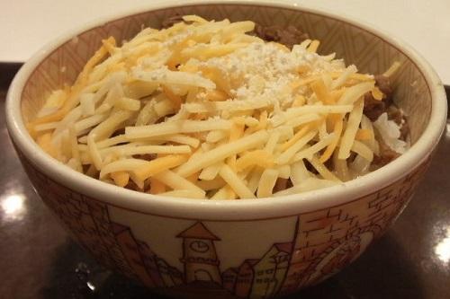 すき家で一番うまいのは? クソデブ「チーズ牛丼」
