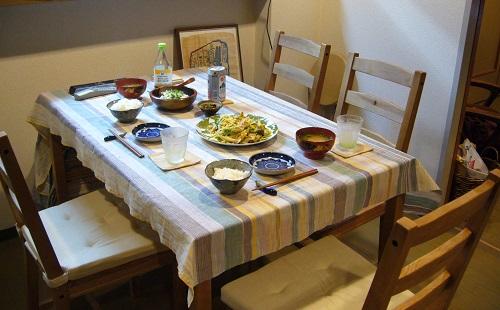 【驚愕】彼氏の実家の食事がヤバいwwwwww
