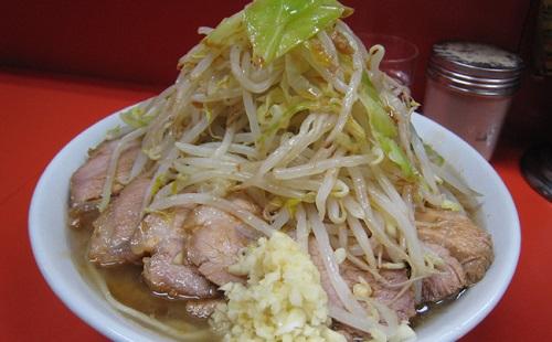 二郎食った後 → 「二度と食うかよこんなもの」