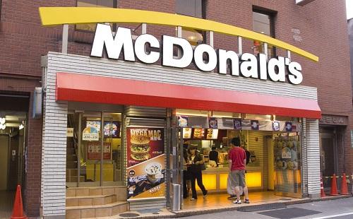 【速報】俺氏、マクドナルドで恥ずかしい目に遭う
