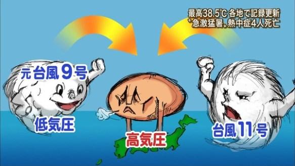 報道ステーションで放送事故wwwwwwwwwww(画像あり)