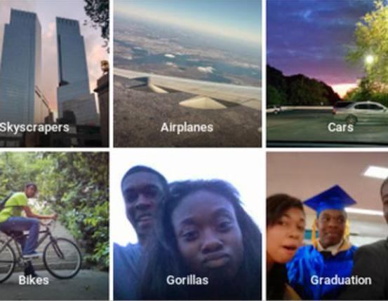 【悲報】Googleフォト、黒人が写った写真を「ゴリラ」と自動的にタグ付け