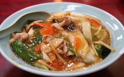 なんで中華丼ってイマイチ人気ないの?