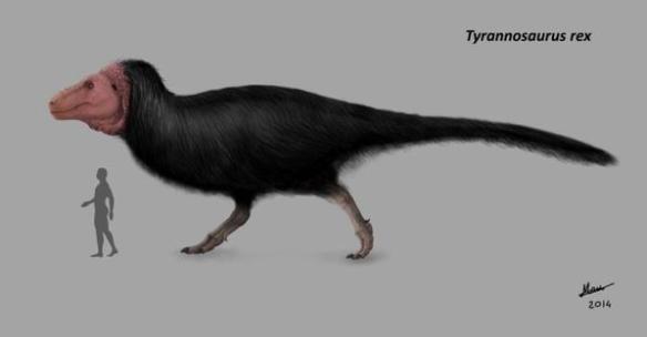 【悲報】俺たちのティラノサウルスが悲惨な姿に・・・