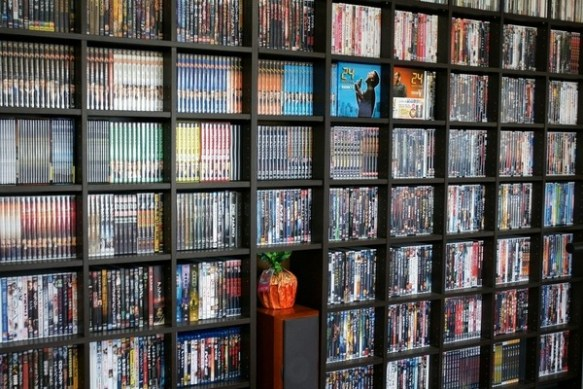 映画好きの俺がブルーレイやDVDを長年買い集めた結果wwwwww(画像あり)