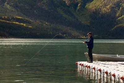 釣りでもしようかなぁ