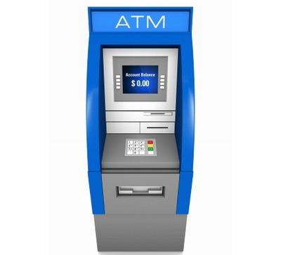 ATMでも見返りがないとね