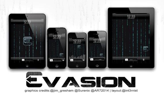 iOS6.1完全脱獄ツール「evasi0n」が公開!(解説動画有り)