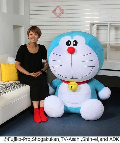 【画像あり】実物大ドラえもん発売 19万4,250円(税込み)