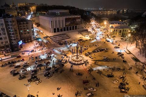 ウクライナのデモ画像の迫力wwwwwww