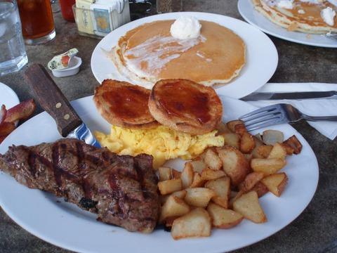 アメリカ人の朝食ワロタwwwwwwwww
