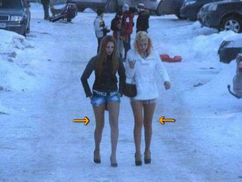 ロシア人と冬00