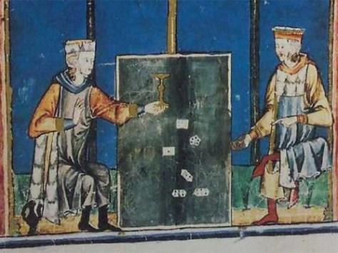 中世のノルウェーで発見された「いかさま用サイコロ」00