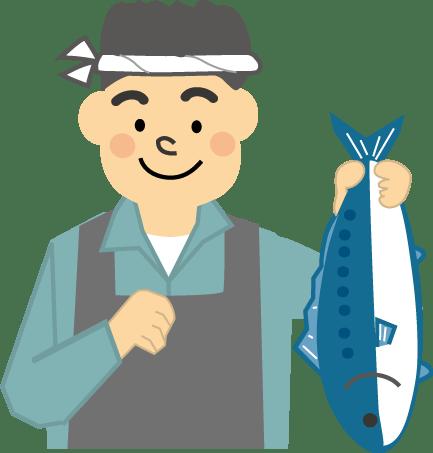 漁師やってますが質問ありますか?