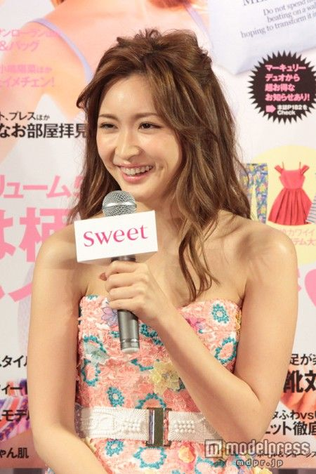 紗栄子、表紙に起用の理由は「やわらかそうな胸」ww