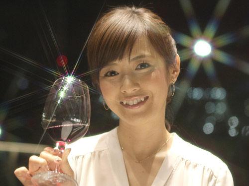 杉崎美香 ワインエキスパートに合格「必死で勉強したので本当にうれしい」