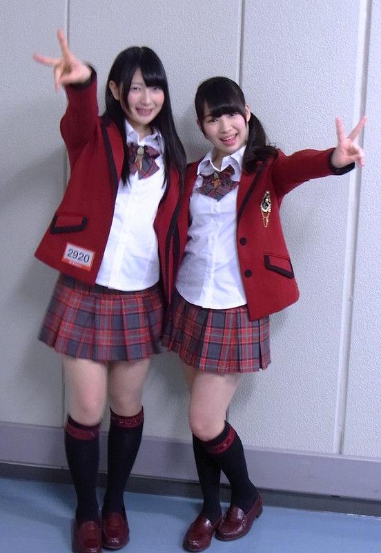 【NMB48】小笠原茉由(18) 禁断のブス顔を披露! R-1、2回戦進出!