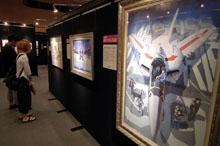「マクロス」30周年 原画展