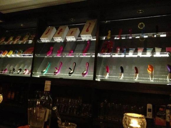 日本の東京には性的玩具を眺めながら酒が飲める「自慰バー」がある…英紙(写真アリ)