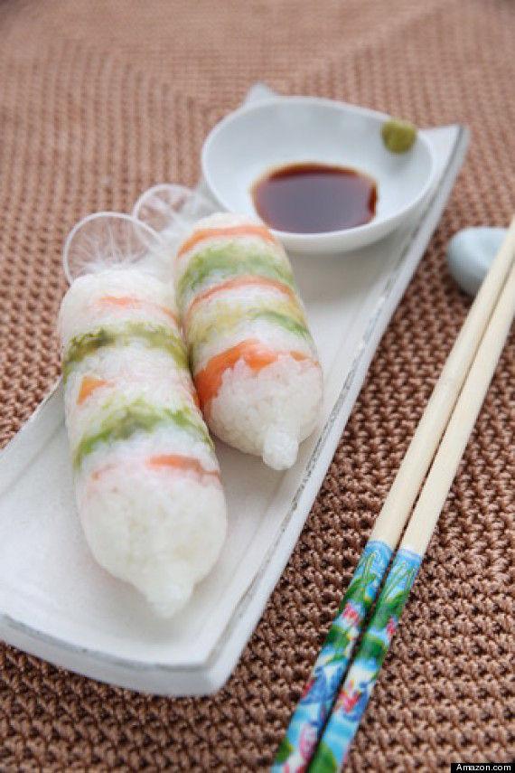 コンドーム寿司、コンドーム肉詰め…日本でコンドームを使ったレシピ本が出版される(写真あり)