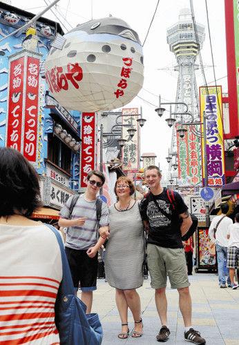 ハリー・ポッター効果…この夏、大阪が外国人観光客で空前の賑わいに