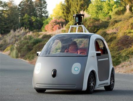 グーグル自動運転車「雨の日走れない」「歩行者は『ぼんやりした円柱』」センサー鈍感、地図頼り 実用化2年遅れも