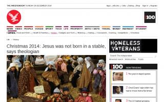 イエス・キリストが生まれたのは馬小屋ではなく「快適な部屋」だった