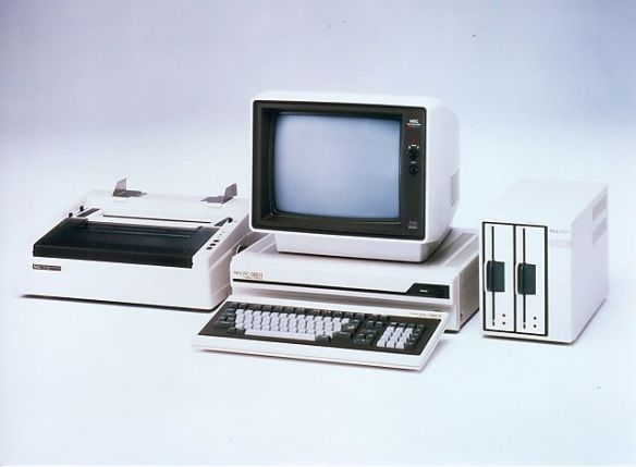 (カタログ画像有) 1982年10月、国民機「PC-9801」誕生!  あの頃が一番楽しかった気がするな…