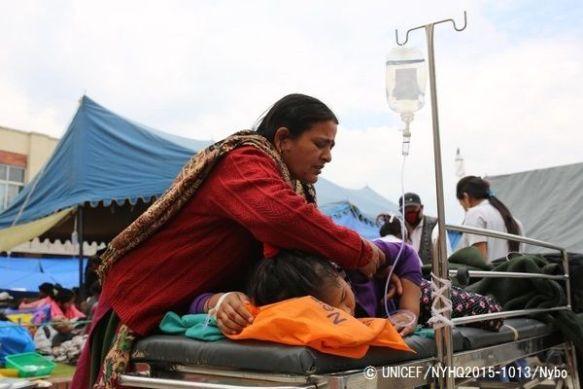 日本ユニセフ協会が「ネパール大地震 緊急募金」被災地域の子供は94万人