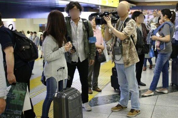 「新幹線トラブル」マスコミだけが大騒ぎ 東京駅で「大ハッスル」も空回り