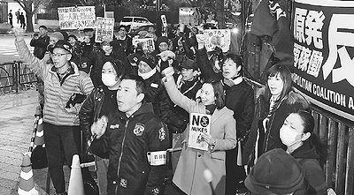 首相官邸前で1000人が抗議活動 共産党吉良よし子議員「この民意を突き付けよう」