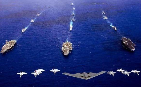 さようなら石油 米海軍が海水を燃料に変える新技術を開発