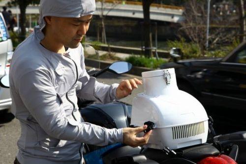 世界初、「バイク用エアコン」開発 19万8千円で発売予定--大阪市のベンチャー企業『クールスマイル』