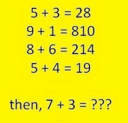 解ける人は IQが150以上 ある という問題が話題に !!!!!!!!!!!!!!!